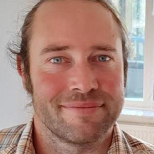Lindon Moodie Biträdande universitetslektor