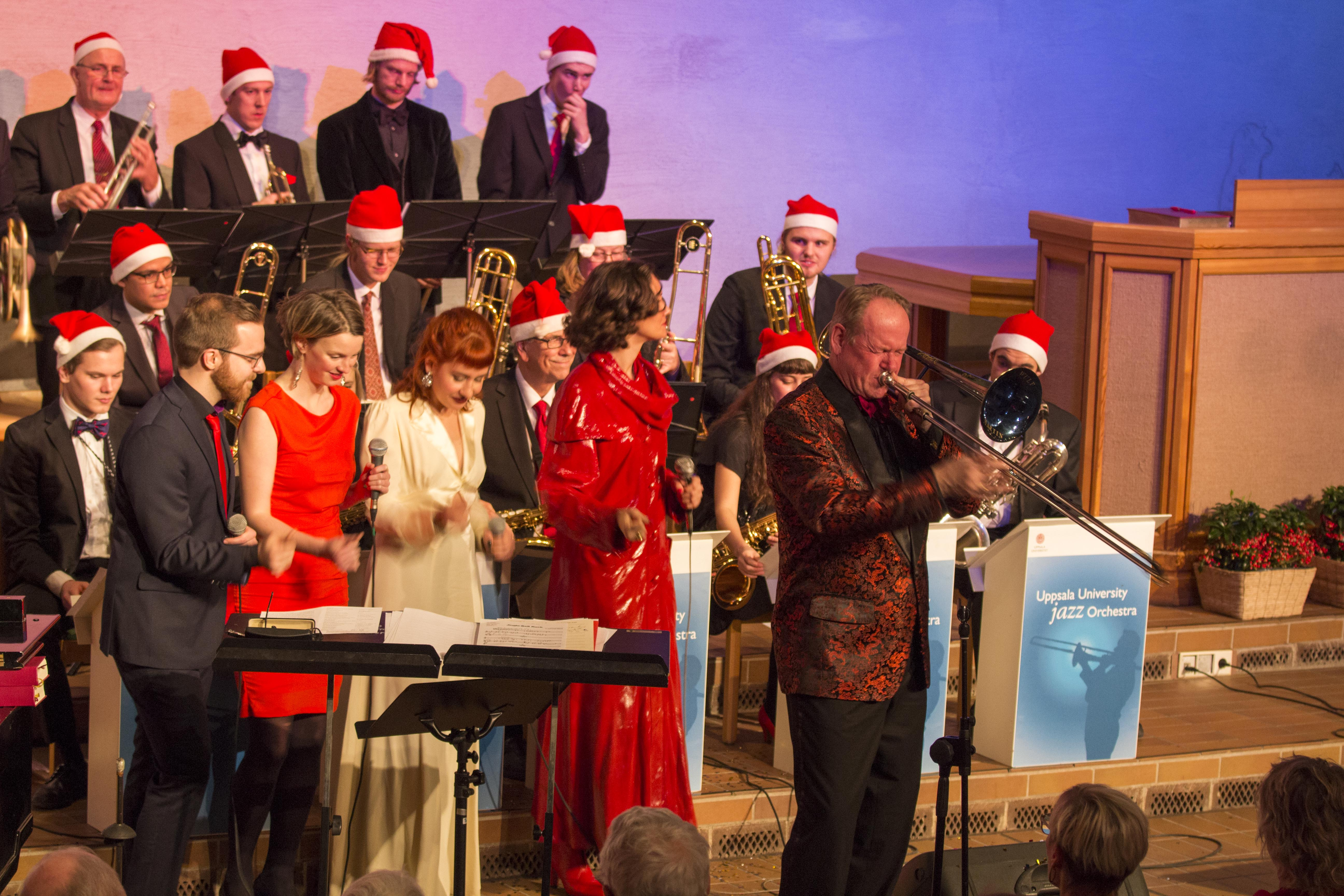 Swinging Christmas - Julkonsert